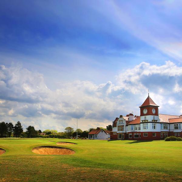 Arnold Palmer Cup 2016 Formby Golf Club